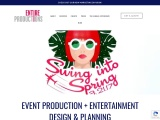 Best Virtual Event Management Company | Entire Productions