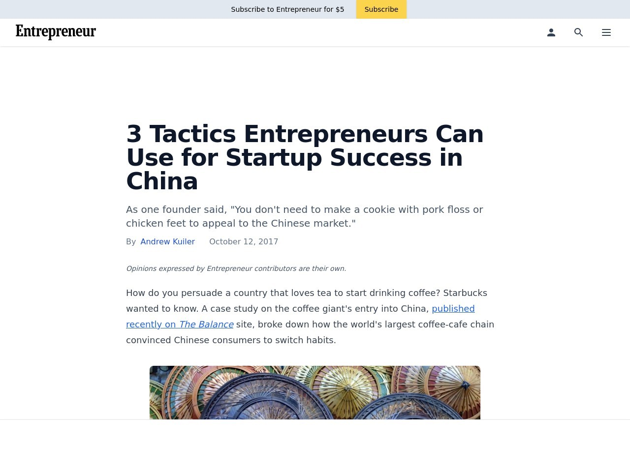3 Tactics Entrepreneurs Can Use for Startup Success in China