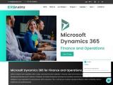 Microsoft Dynamics 365 for Finance and Operations ERBrains UAE