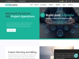 Microsoft Dynamics 365 Project Operation