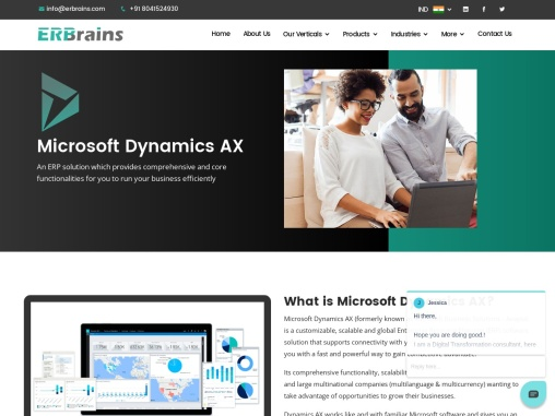 Microsoft Dynamics AX Implementation