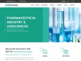 Microsoft Dynamics 365 ERP for Pharmaceutical Industry