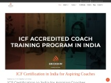 ICF Certification in India for Aspiring Coaches