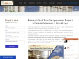 Eros Group – Eros projects, Eros Sampoornam Residential Projects NoidaExtension