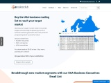 USA Business Email List | Buy USA Marketing Data Counts