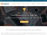 Pakistan's No. 1 School Management System – eSchool Software