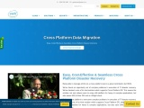 Cross Platform Disaster Recovery | Data Migration Services | ESDS