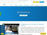 SAP Certified Cloud Provider | SAP Hosting Services | SAP Hosting