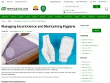 Managing Incontinence and Maintaining Hygiene