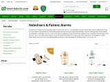 Nebulisers & Patient Safety Alarms – Essential Aids UK