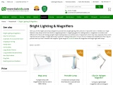 Magnifying Glass, Desk Lamps & Reading Lamps For The Elderly