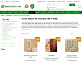 Grab Rails For Around the Home
