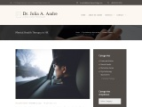 Mental Health Therapy in HK | Dr Andre