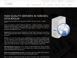 Offshore Sweden Dedicated Servers   EstNOC