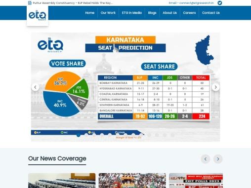 EtG – EtG Research – EtG Exit Poll