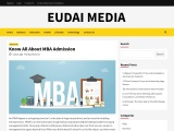 Know All About MBA Admission 2021