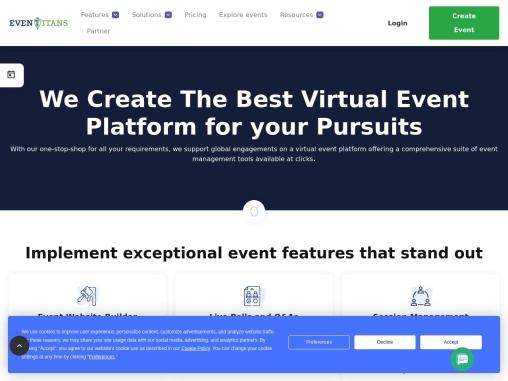 virtual event platform   best virtual event