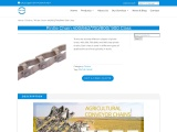 High Strength pintle chain manufactures and suppliers