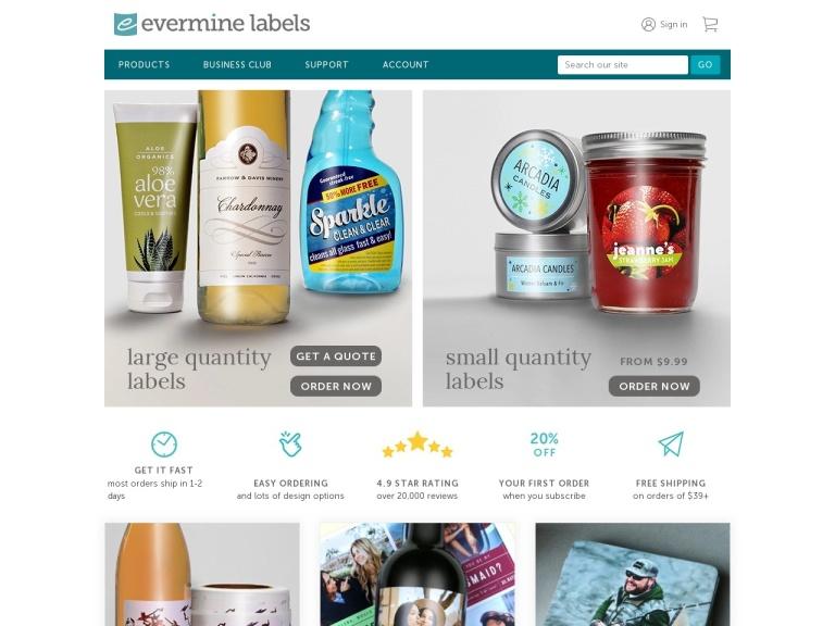 Evermine screenshot