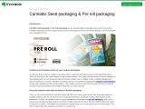 Pre roll packaging with cheap prices available in USA