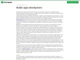 mobile ap development  australia