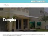 Umbrella Canopies Dubai | Call Now @ 971 43380491