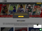 EVO9X Custom Sports Uniform | Sublimated Team Jerseys & Apparel