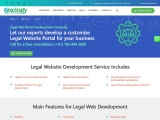 Legal Services Website Design and Development Company