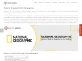 National Geographic Advertising Agency