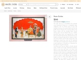 Get Rama Durbar – Watercolor Painting on Paper
