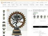 Get The Divine Exponent – Brass Statues