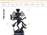 Get Divinity Of Nataraja's Tandava Brass Statue