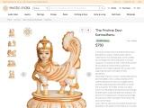 Get Marble Sculpture – The Pristine Devi Kamadhenu