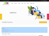 Cheap  Closed Captioning Services |Subtitle Services for Videos | Expert Info Services
