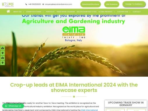 EIMA International 2021 | EIMA International in 2021 Bologna