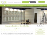 Exhibition stand construction In Germany