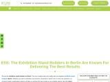 exhibition stands design in Berlin