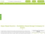 Exhibition Stand Design Company In Essen