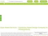 Best Exhibition stand design company in Johannesburg