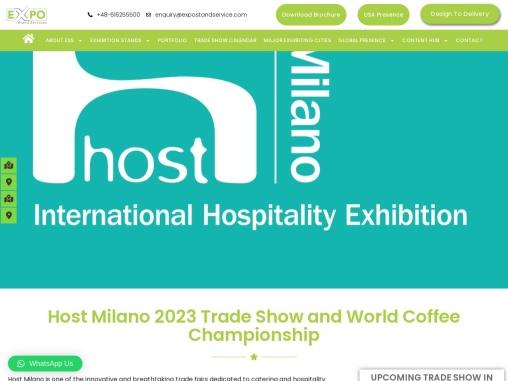 Host Milano 2021 – Hoast milano 2021 in Milan