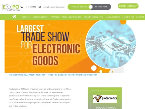 Productronica 2021 – Productronica 2021 munich