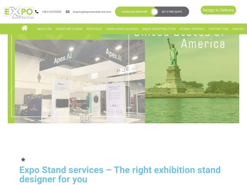 Trade show booth design companies In USA