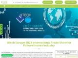 Utech Europe 2021 – Utech Europe 2021 International trade show
