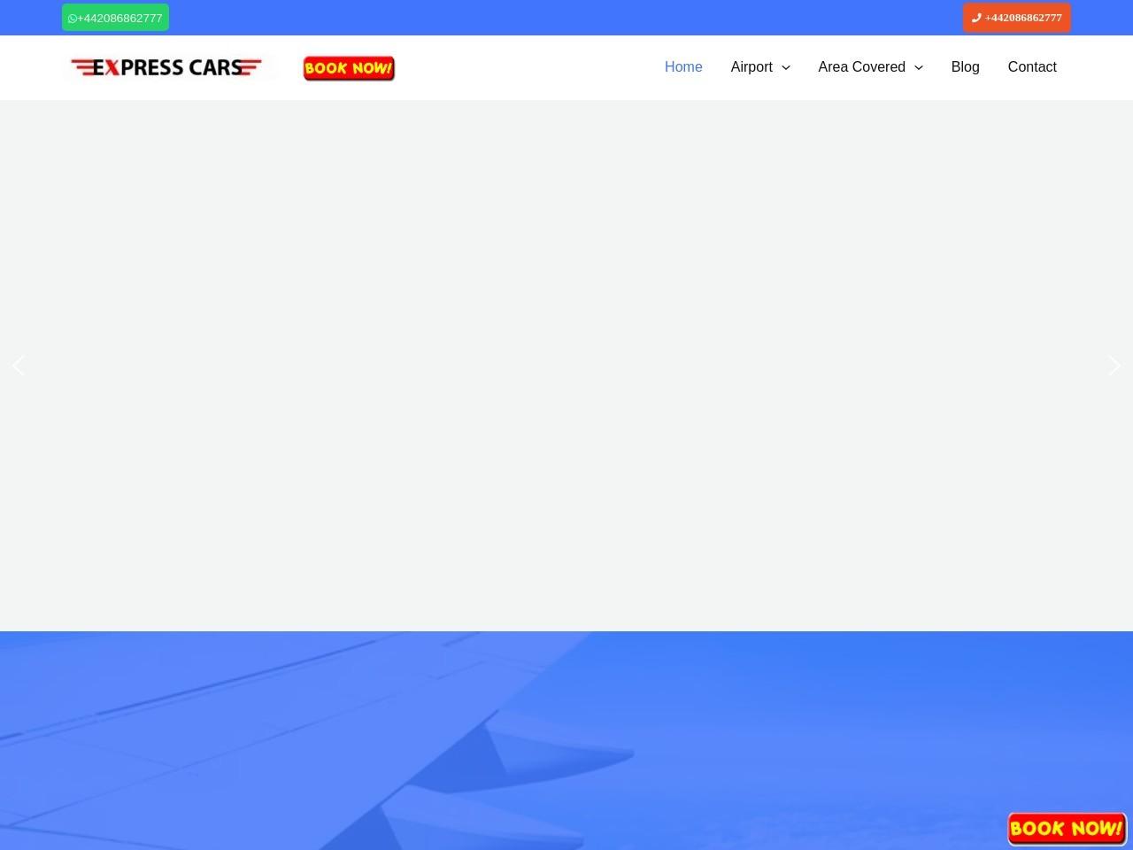 Croydon MiniCab Taxi Service -02086862777
