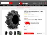 "SuperATV Assassinator Mud Tires (28""-34"") – Extreme Snorkels"