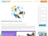 Affordable Web Design Company in Delhi