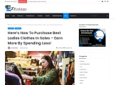 Get Perfect Tips And Tricks To Earn More In Clothing!