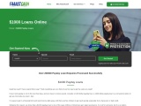 $1000 Payday Loans by FaaastCash