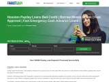 Payday Loans in Houston TX  by FaaastCash