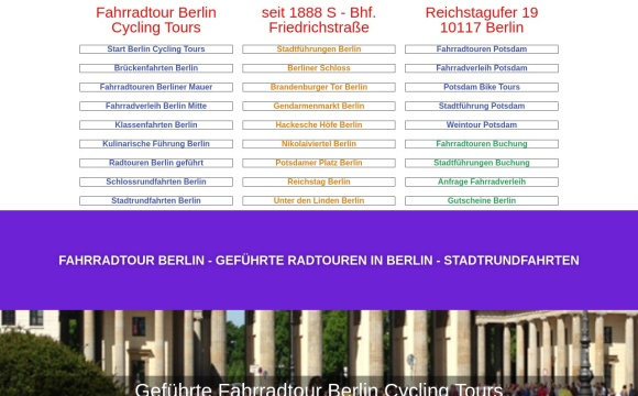 Berlin Cycling Tours